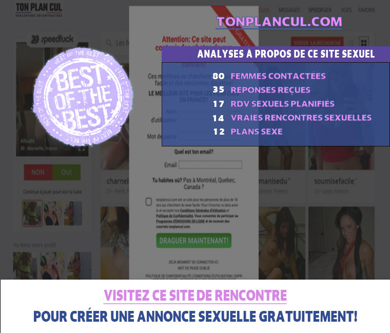 Tests Sur Tonplancul France