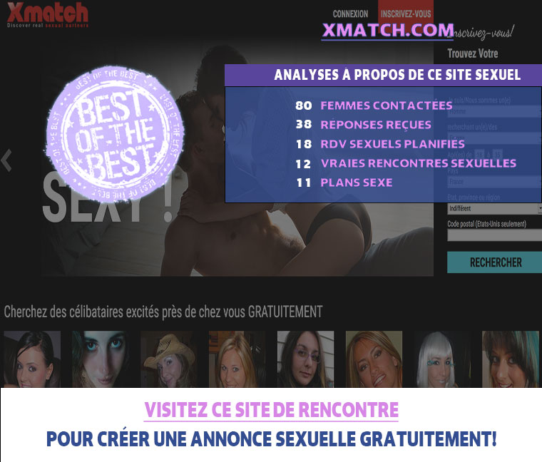 Tests Sur Xmatch France